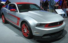 "Ford revived the Boss 302 nameplate for 2012. The standard 2011 Ford Mustang GT's5.0-liter V8 is enhanced with an upgraded intake system, forged rotating assembly, CNC ported heads, revised camshafts and a high flow ""runners in the box"" intake taken from the 302R racecar.[10] It produces 444 horsepower – 32 hp (24 kW) over the standard GT's 412 hp (307 kW)."