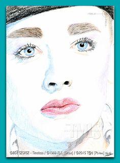 BOY GEORGE - 1987 - TO BE REBORN 2 - ©1989 KLK [Draw] - BOY GEORGE - Timeless