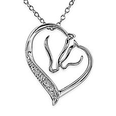 Fine Necklaces & Pendants Fine Jewelry Realistic .925 Sterling Silver Cz Double Heart Charm Pendant Msrp $41 Quality And Quantity Assured