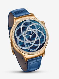 Reloj inteligente (smartwatch) HUAWEI WATCH Elegant http://nuevosrelojes.com/smartwatch/reloj-inteligente-smartwatch-huawei-watch-jewel-y-elegant/