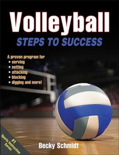 Step-by-step guide for club and high school volleyball players. Covers serving, passing, setting, attacking, and blocking as well as tactics for playing various offensive and defensive schemes at all positions. Dozens of drills featuring a self-scoring component allow players to chart progress and accelerate improvement.