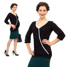 Umstandsmode Büro Schwangerschaft Kleidung zum Stillen