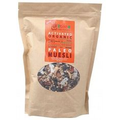 Muesli and Granola Archives Paleo Muesli, Granola, Pecan, Berries, Nutrition, Wellness, Organic, Food, Gourmet