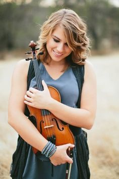 The violinist, Taylor Davis, shares the acts that she would include on her ultimate tour lineup.