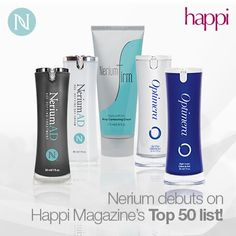 Check out #Happi Magazine's annual list of sales of leading US-based household and personal products companies – #Nerium is #40! http://www.happi.com/heaps/view/952/page_1/160363