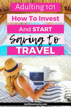 "Eeewwww how terrifying are the words ""invest money"" and ""save""? No one wants to do that, yet everyone does want to travel, and the result is usually a bunch of people complaining that they have no money to travel. So why not try saving and investing and actually get started on seeing the world! #travel #invest #savemoney"