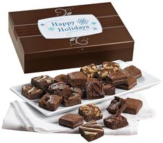 Fairytale Brownies Holiday Wish Morsel 24 Gift Box >>> Learn more by visiting the image link.
