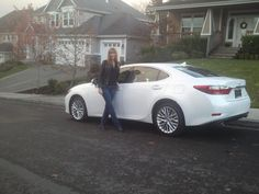 Congratulations to Jennifer for earning her Lexus bonus from Nerium!