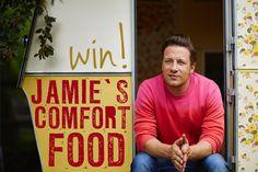 win: comfort food van jamie oliver