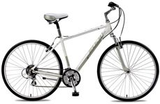 Fuji Crosstown Bike Review  The Comfort / Commuter Hybrid