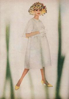 Iris Bianchi <3 Harper's Bazaar, 1959