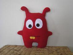 Handmade Monster Soft Toy