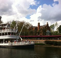Liberty Belle ~ Haunted Mansion  Magic Kingdom