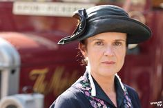 """Get back in the knife box, Miss Sharp.""  O'Brien, Downton Abbey"