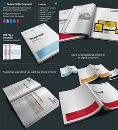 best business proposal templates for new client projects simple design