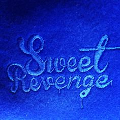Our tags :) Revenge Fashion, Sweet Revenge, Bag Making, Tags, Mailing Labels