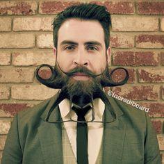 Mr. Incredibeard et sa barbe folle font le buzz sur Instagram | Glamour