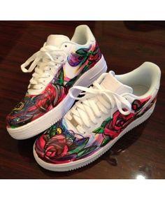 US Mens size 13 Air Force One custom Nike Sneakers