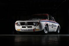 Assembly Completed - 1965 1600 GTA Corsa ex-Stahlberg