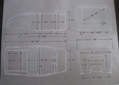 32 Ford blueprint #5