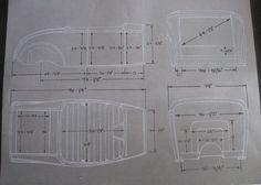 32 Ford blueprint #5