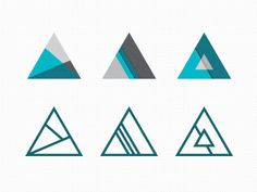 Tri Explorations | http://dribbble.com/shots/554617-Tri-Explorations