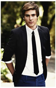 Zac Efron Pin-Up Portrait Poster 11x17