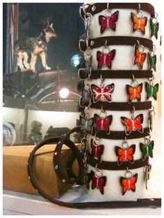 Dog Collars Display