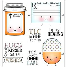 These clear photopolymer stamps come on a backing sheet measuring approximately x 4 inches. Get Well Quotes, Sympathy Quotes, Pin Card, Get Well Wishes, Craft Images, Cardmaking And Papercraft, Get Well Cards, Simon Says Stamp, Digi Stamps