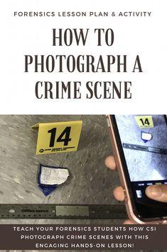 Teach your Forensics