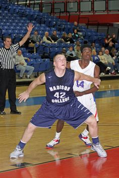 Clayton Alexander, a freshman from Madison, played in 31 games (30 starts) for the 2014 WolfPack.