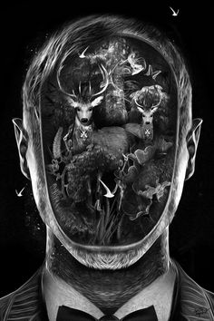 FANTASMAGORIK® MAGRITTE COLLAB by Obery Nicolas
