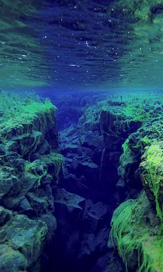 11 Hauntingly Beautiful Underwater Sites is part of Underwater caves - We live in a beautiful world, but some of the most mesmerizing sites take a little digging (or diving) to find Underwater Caves, Underwater Photos, Underwater Photography, Nature Photography, Photography Couples, Film Photography, White Photography, Street Photography, Landscape Photography