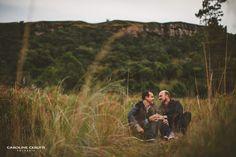 Fotógrafa de Casamento - Caroline Cerutti - Fotógrafa Casamento  /  Zé  e  Marcelo  /  Ensaio  /  Serra  Catarinense