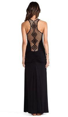 Shop for sky Jelizaveta Dress in Black at REVOLVE. c7519cb7d160