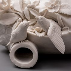 fecund detail artist Kate MacDowell