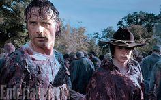 The Walking Dead: How Sarah Wayne Callies saved Carol | EW.com