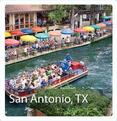 San Antonio. Deep. In the Heart.