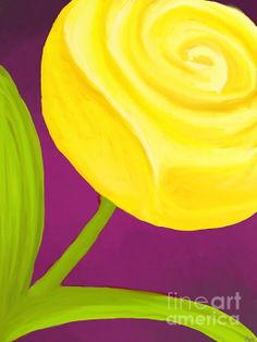 Yellow Rose by Anita Lewis  Prints, Greeting Cards, iPhone Cases and Galaxy Cases are available at http://Anita-Lewis.artistwebsites.com.  Best Wishes ~ Anita  xoxo  http://BeccaShopNu2u.IndieMad.com  Copyright Anita Lewis. All Rights Reserved.