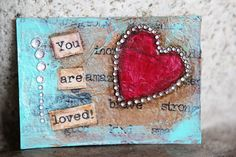 Send a love note to somebody you....LOVE!!