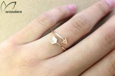The Hunger Games Arrow Ring