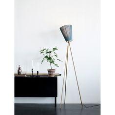 Oslo Wood Floor Lamp from Northern Lighting.