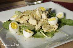 Lekue Chicken in marinade Light Recipes, Tupperware, Potato Salad, Healthy Eating, Healthy Food, Pork, Food And Drink, Menu, Healthy Recipes