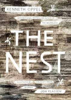 "The Nest by Kenneth Oppel | Meredith C. says: ""A creepy middle-grade read about supernatural phenomena and fear."""