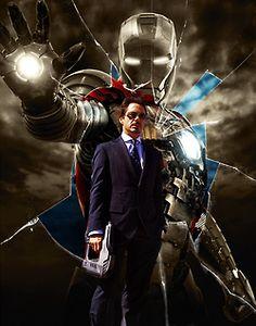 Tony Stark a.a Iron Man Marvel Heroes, Marvel Characters, Marvel Movies, Marvel Avengers, Robert Downey Jr., Ironman, Iron Man Tony Stark, Downey Junior, Batman