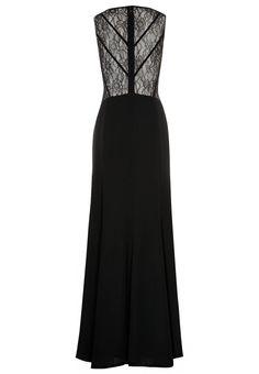 Manoukian - Vestido de fiesta - negro