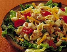Club Pasta Salad by Betty Crocker Recipes