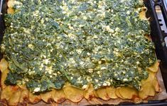 zemiaky recepty Quiche, Broccoli, Herbs, Vegetables, Breakfast, Morning Coffee, Veggies, Quiches, Herb