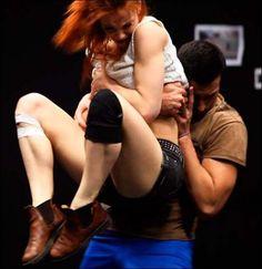 Johanna Levy, <em>After</em>, 2015. Danse<br><br>Courtesy Festival Les Incandescences, photo © Arthur Lefol