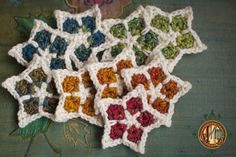 Star Light, Star Bright, y MadMadMe! #crochet